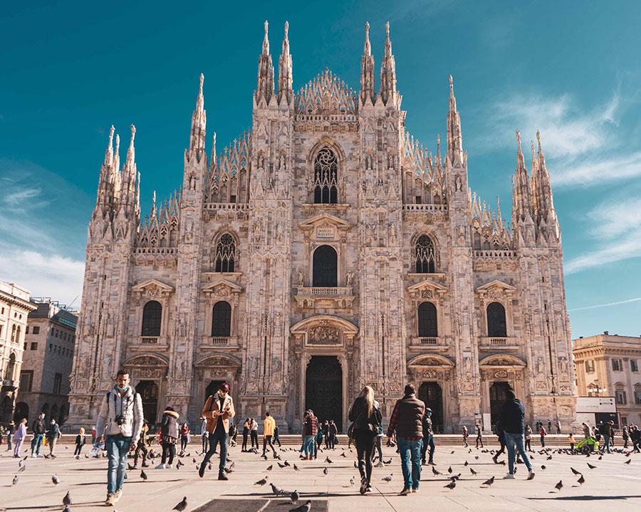 Frequenti i corsi di studio a Milano (Campus Leonardo e Campus Bovisa)?